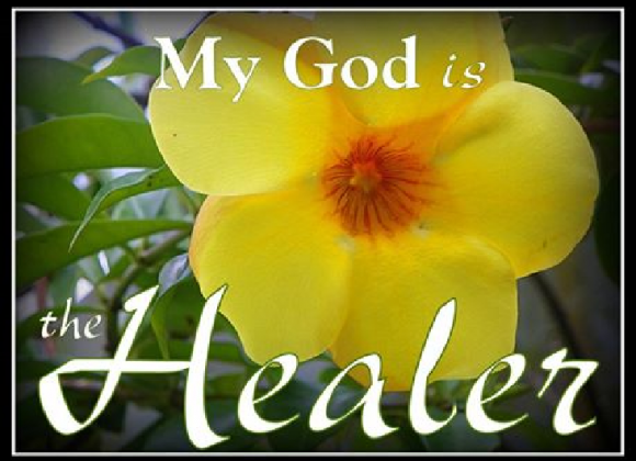 Healing Grace Of God