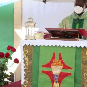 1/17/2020 Sunday English Mass