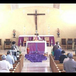 3/21/2021 Sunday English Mass