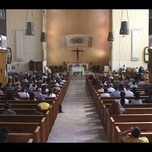 4/4/2021 English Easter Sunday Mass