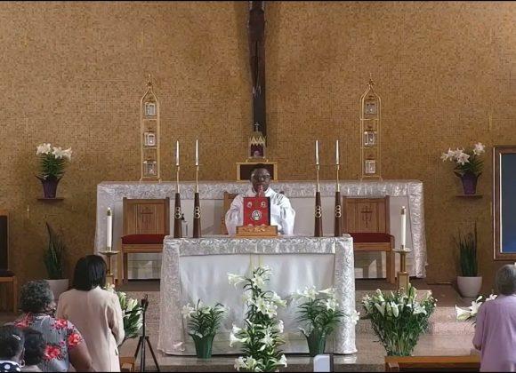 4/11/2021 English Sunday Mass