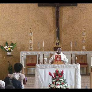5/9/2021 English Mothers Day Mass