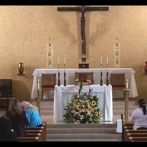 5/30/2021 Solemnity of the Most Holy Trinity Spanish Mass