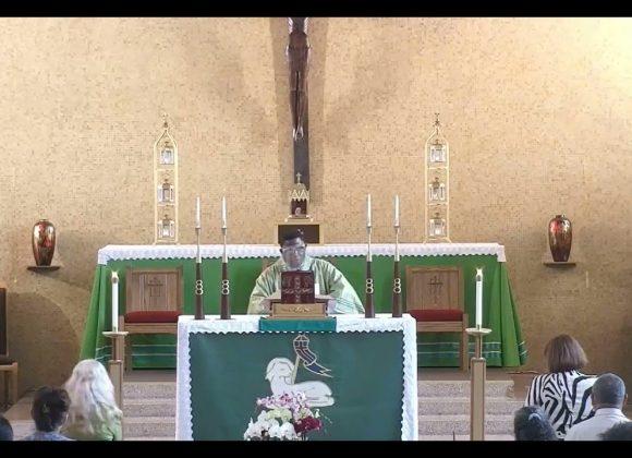6/13/2021 Spanish Mass