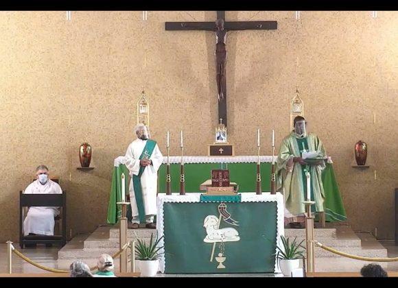 7/25/2021 Spanish Mass